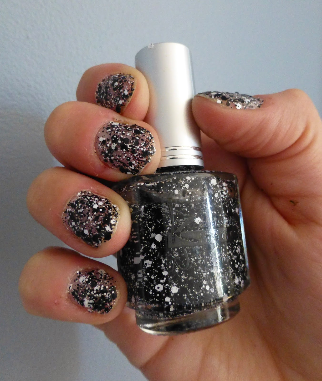 Stuff Lindsay Bought: Kinetics Nail Colour in Splatter It!