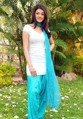 Kajal Agarwal Looking Glamorous