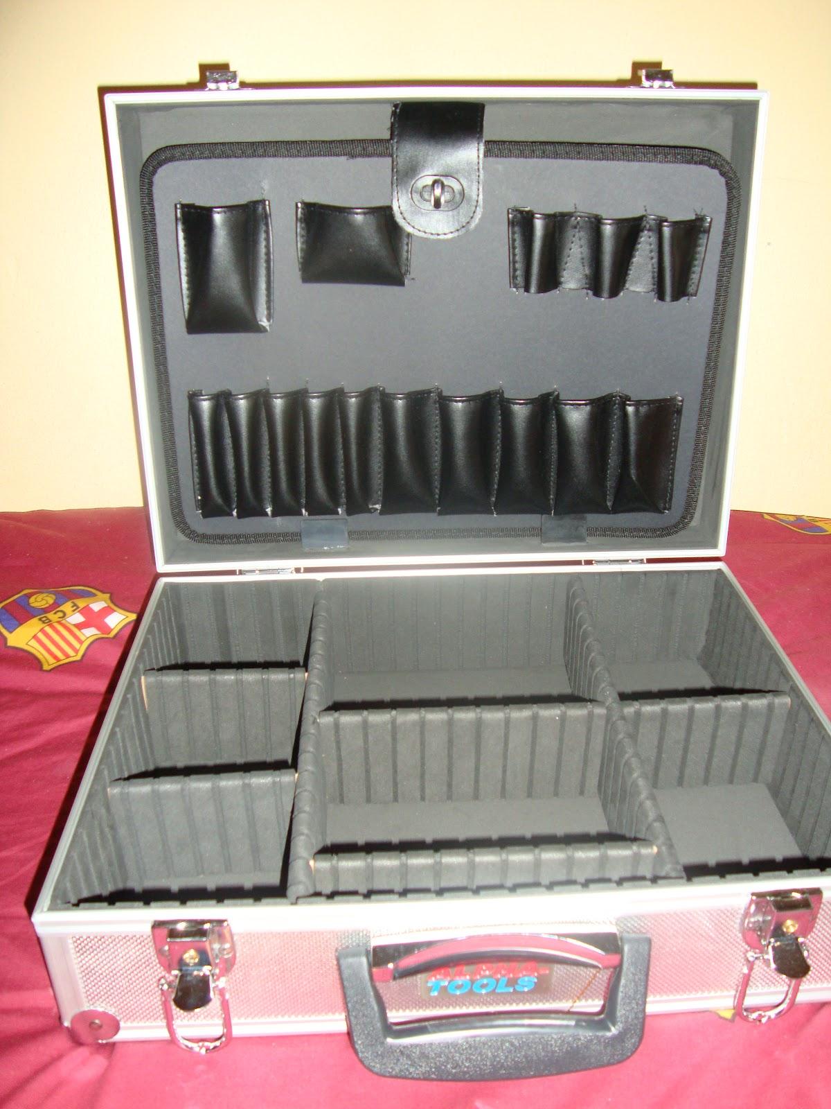 Cas sandra mi maletin de maquillaje - Maletines con herramientas ...