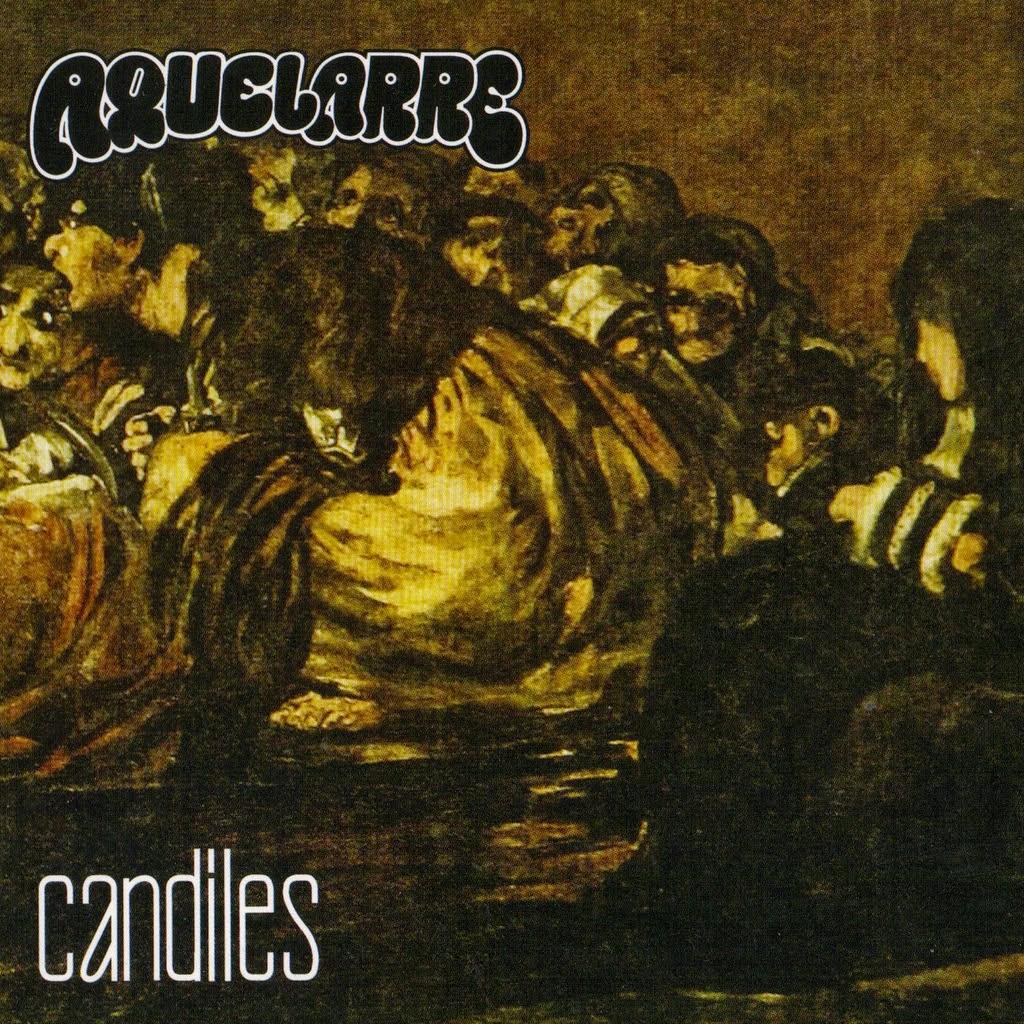 Cd Grupo Aquelarre- Candiles Aquelarre-Candiles1973