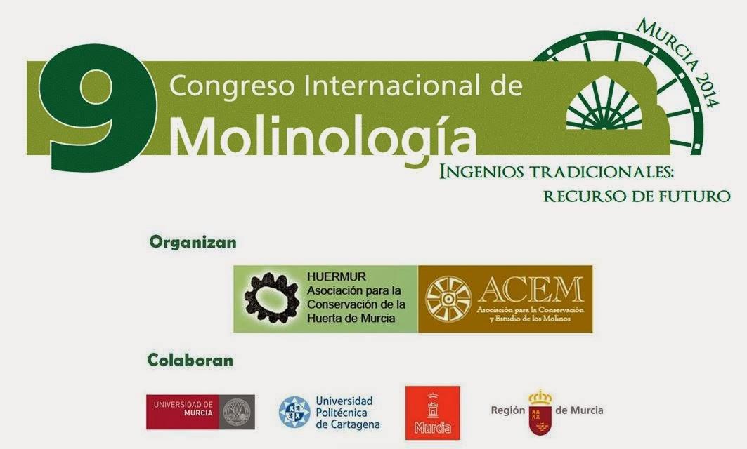Congreso de Molinología de Murcia