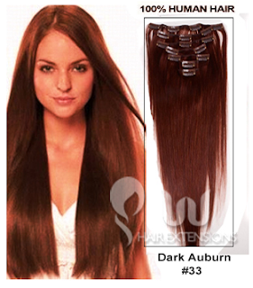 http://www.uuhairextensions.com/18-inch-dark-auburn-33-clip-in-hair-extensions-220g12pcs-p-2797.html