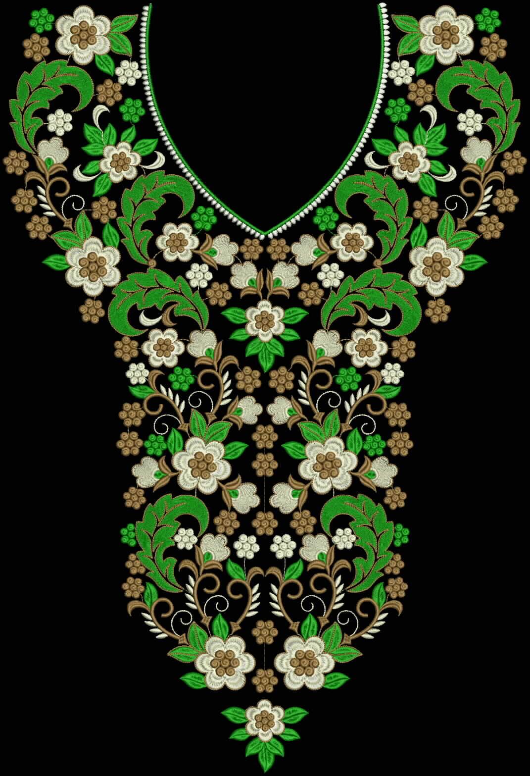 Loker embroidery designs