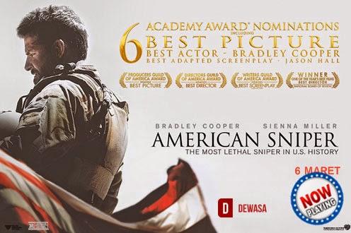 Film American Sniper 2015