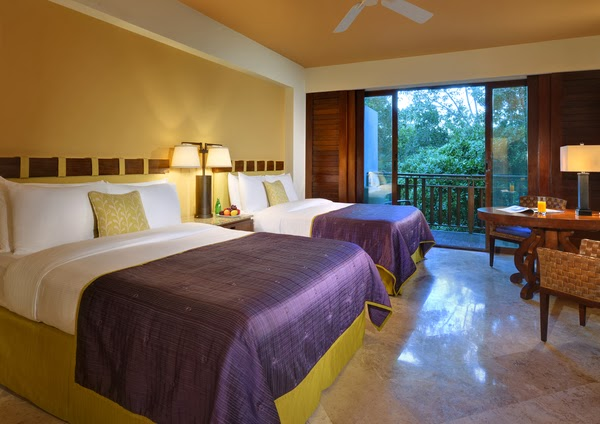 Fairmont Mayakoba Hotel Rooms