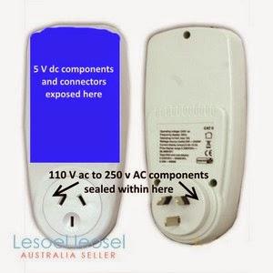 AU Plug Power device