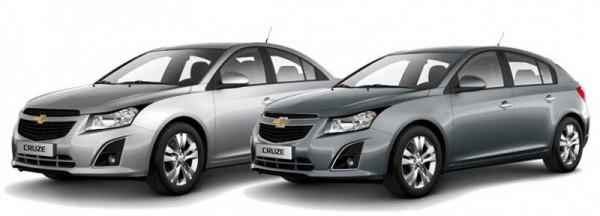 Nuevo restyling Chevrolet Cruze 2013 Precios Argentina