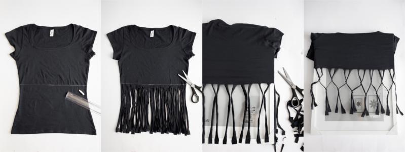 Anleitung Kleid selber schneiden