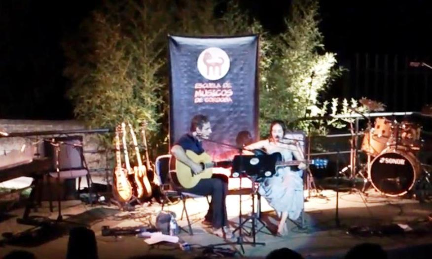 Fyh corduba concierto en el jardin botanico for Jardin botanico conciertos