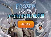 Frozen Caida Helada de Olaf