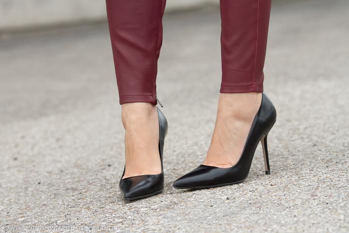 Coleccion de stilettos de la blogger adicta a los zapatos Veronica