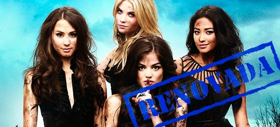 Pretty Little Liars (ABC Family) : Renovada hasta la séptima temporada 2016-2017