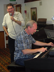 Our November 2011 Guest Artists, Murray Hancox and Darren Smith