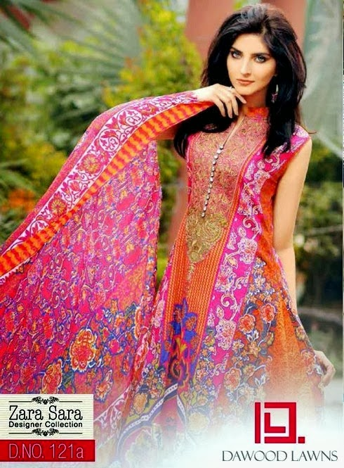 Lawn Dresses, Lawn collection