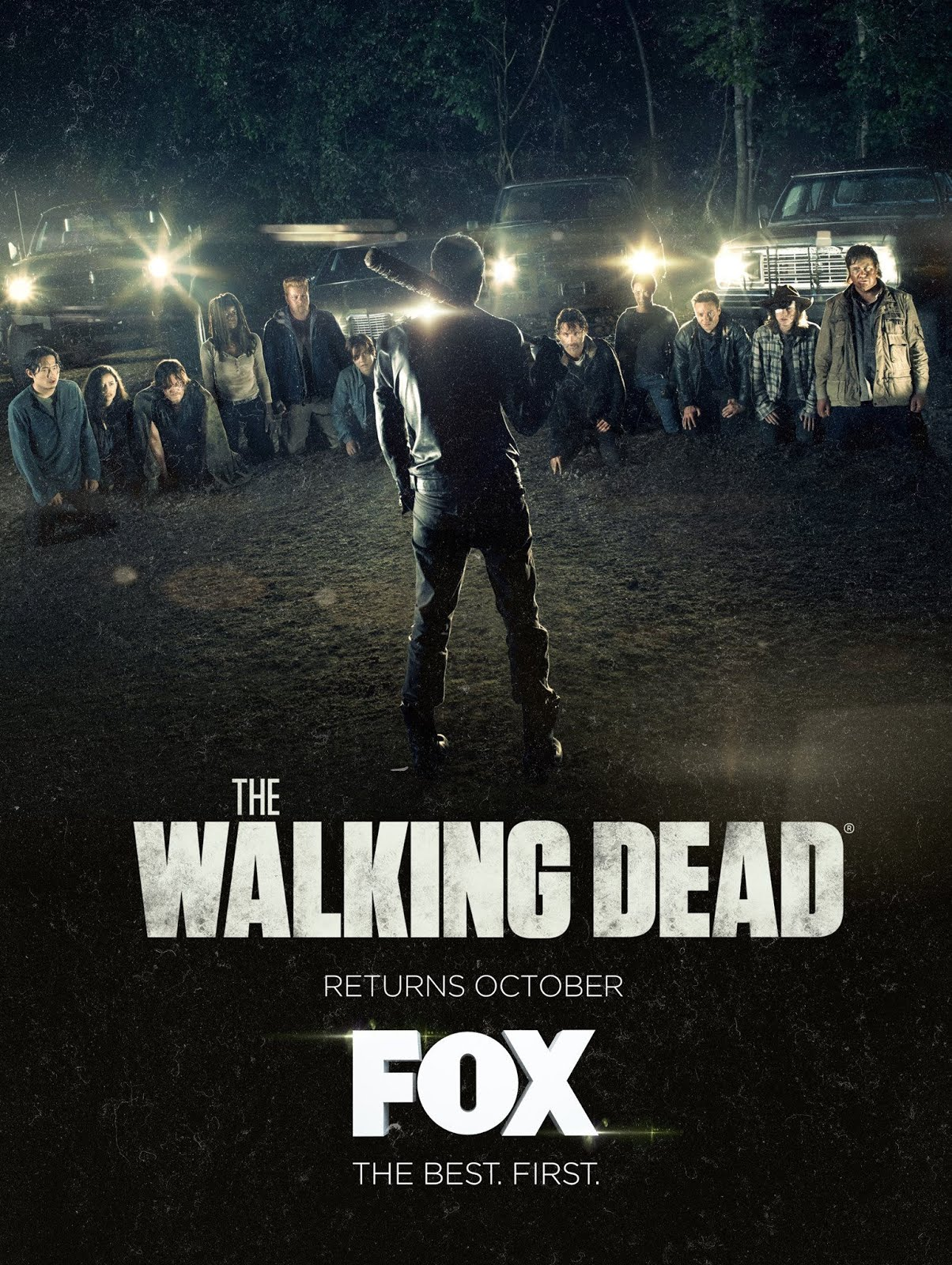 The Walking Dead Temporada 7 (2016) 720p Latino