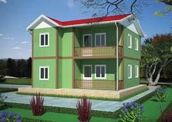 prefabrik ev firmaları