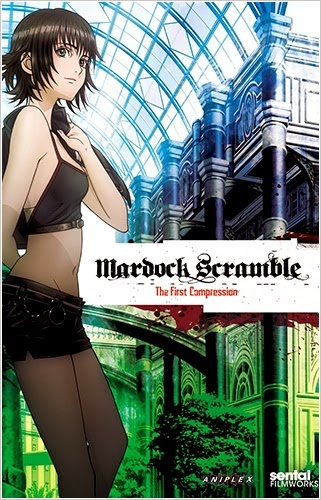 Download Mardock Scramble: The First Compression