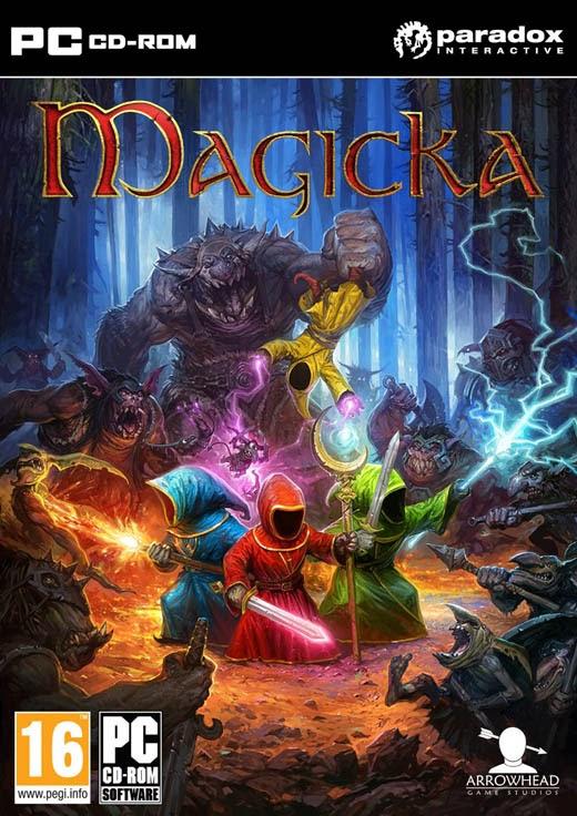 Mostrar detalles de magicka dlc: the watchtower