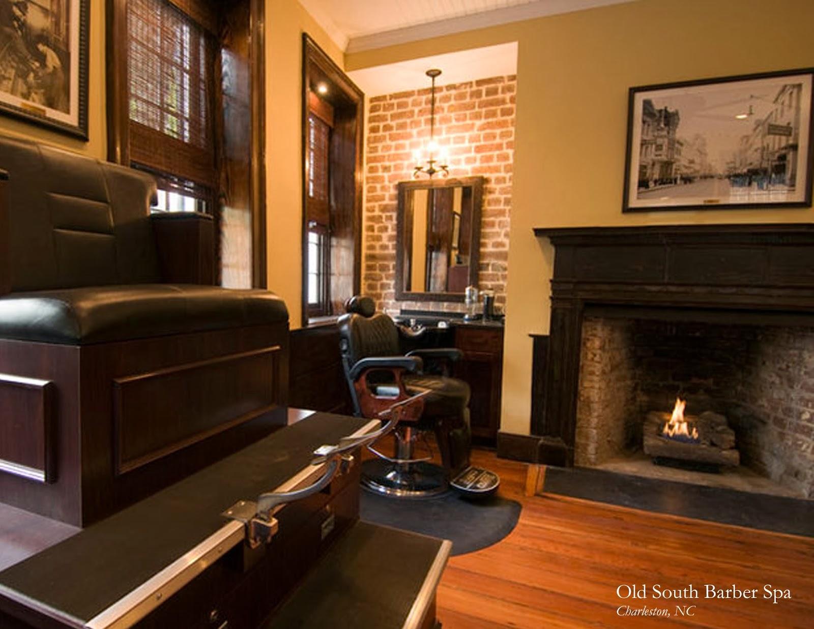 Interior designers in charleston sc - Old South Barber Spa Charleston Sc