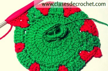 patrones crochet, paso a paso crochet