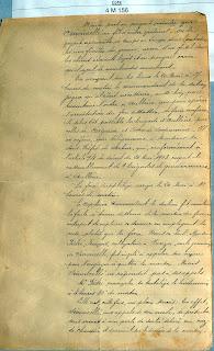meurtre à Aullène 1909