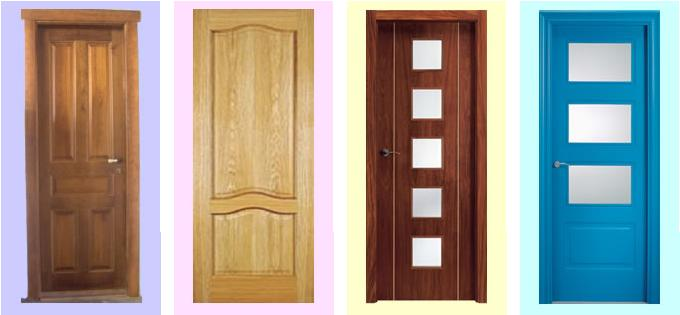 Fotos y dise os de puertas dise o de puertas interiores for Fotos de puertas de madera para interiores