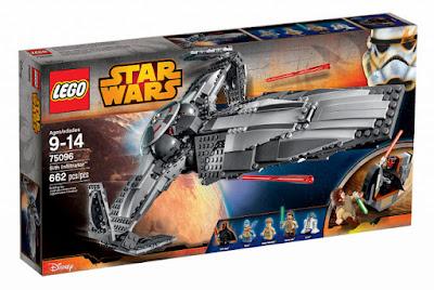 TOYS : JUGUETES - LEGO Star Wars  75096 Sith Infiltrator  Producto Oficial Disney 2015   Piezas: 662   Edad: 9-14 años  Comprar en Amazon España & buy Amazon USA