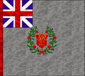 95th Regiment of Foot Regimental Colour