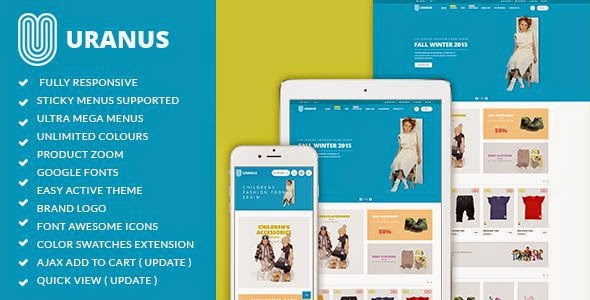 Best Responsive Magento Theme for kids Store