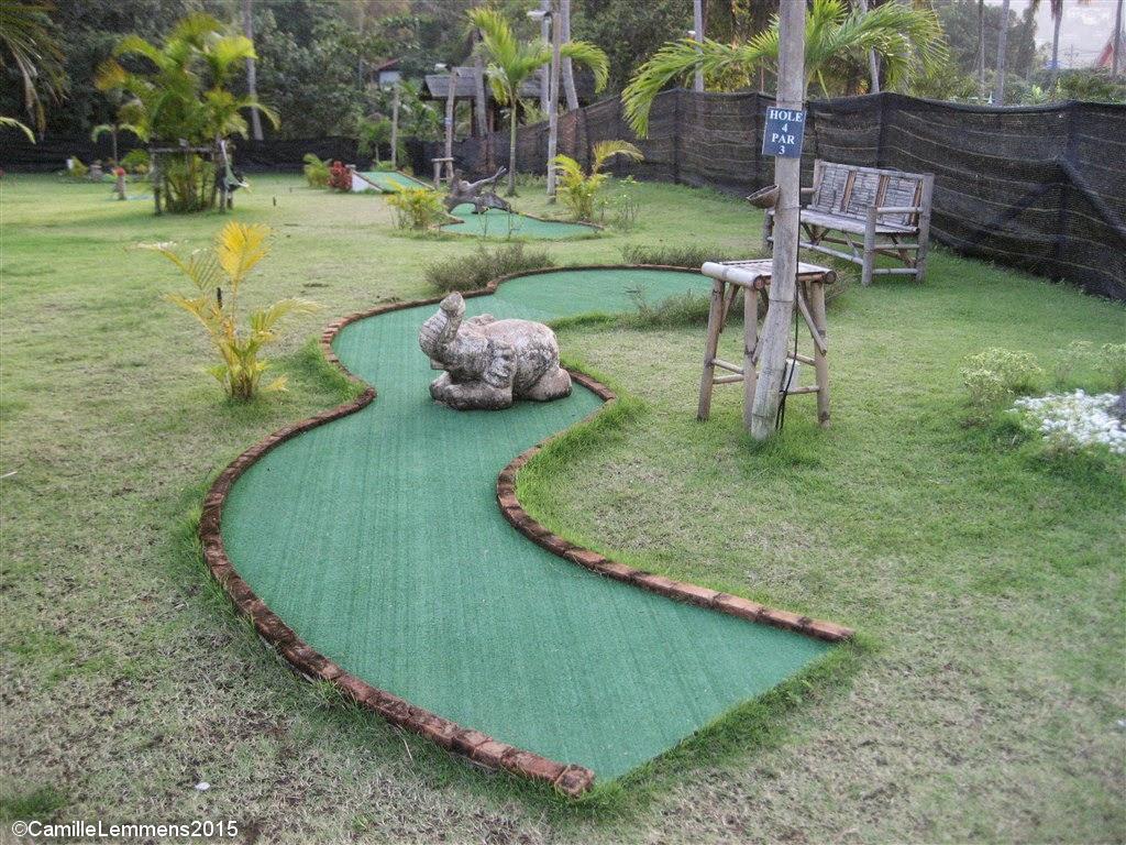 Mini Golf, Fisherman's Village