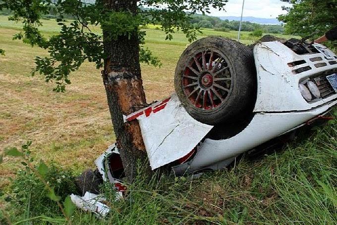 Mr Bean Bantu Kemalangan Pemandu Kereta McLaren F1