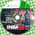 Label NBA 2K 15 Xbox 360