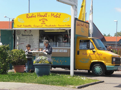 Rudis Hendl Mobil in St. Peter-Ording