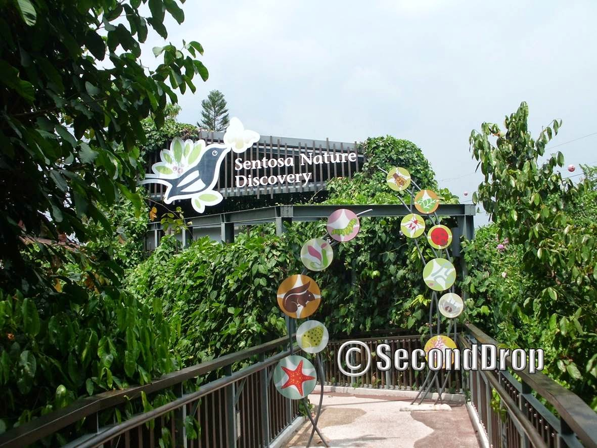 Sentosa Free Attractions