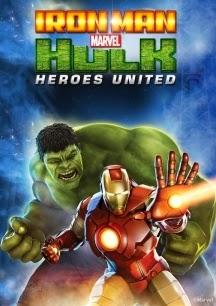xem phim Liên Minh Siêu Anh Hùng - Iron Man & Hulk: Heroes United