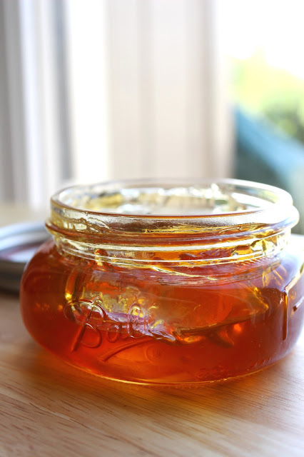 honey lemon jelly