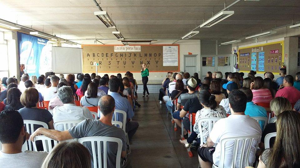 Cursos e palestras para escolas, associações, sindicatos, ong's e diretorias de ensino