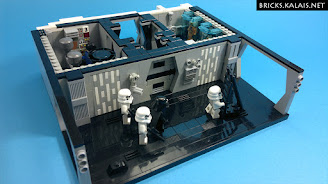 [MOC] Santa Palpatine's Workshop Upgrade