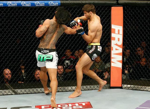 Henderson vs. Thomson in UFC on FOX  10