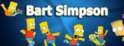 Capas para Facebook Natureza Bart simpson