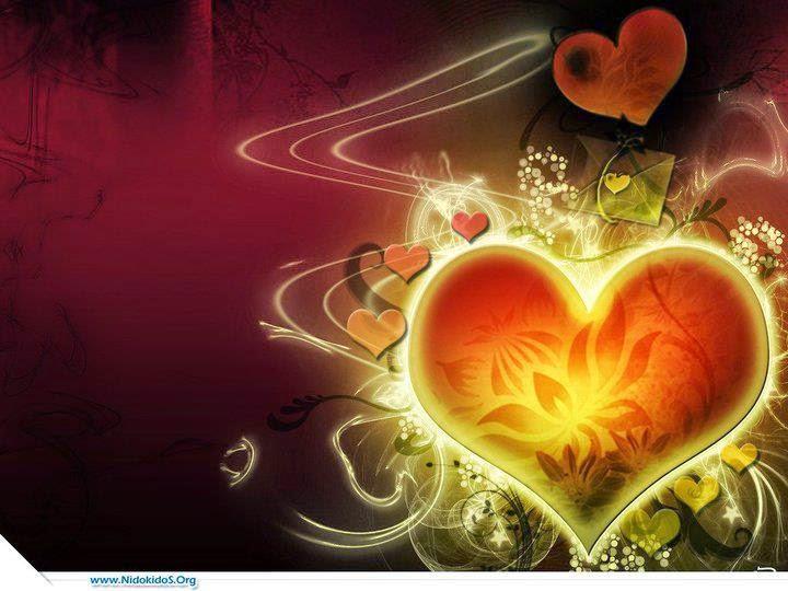 Cartas de amor, Te amo así como eres.