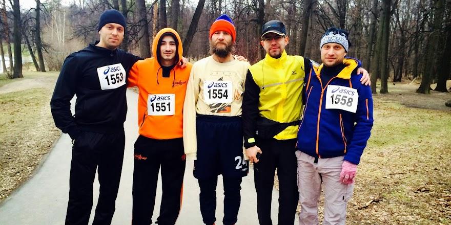 XI Гольяновский марафон - 25 апреля 2015 - фото