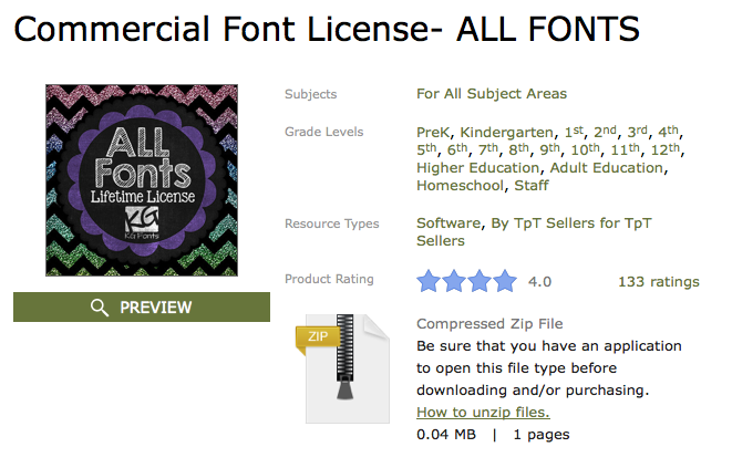http://www.teacherspayteachers.com/Product/Commercial-Font-License-ALL-FONTS-348298