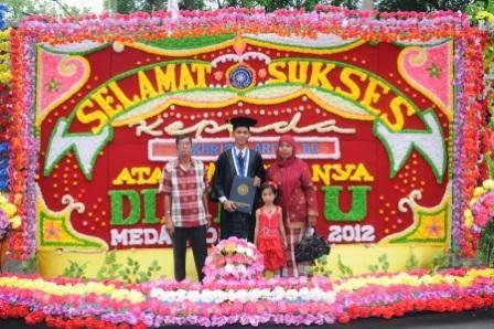 Wisuda Sarjana Pendidikan Islam, FAI UMSU 2012