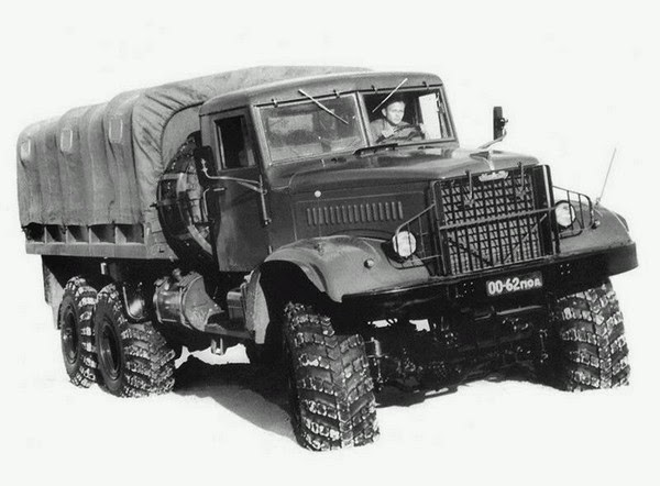 советские грузовики