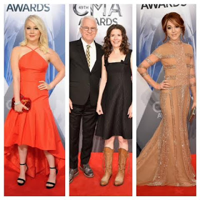 Steve Martin worst dressed, worst dressed list CMA 2015, 49th cma awards, red carpet bad style