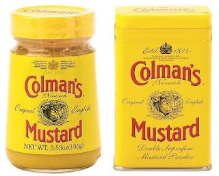 colman's msutard