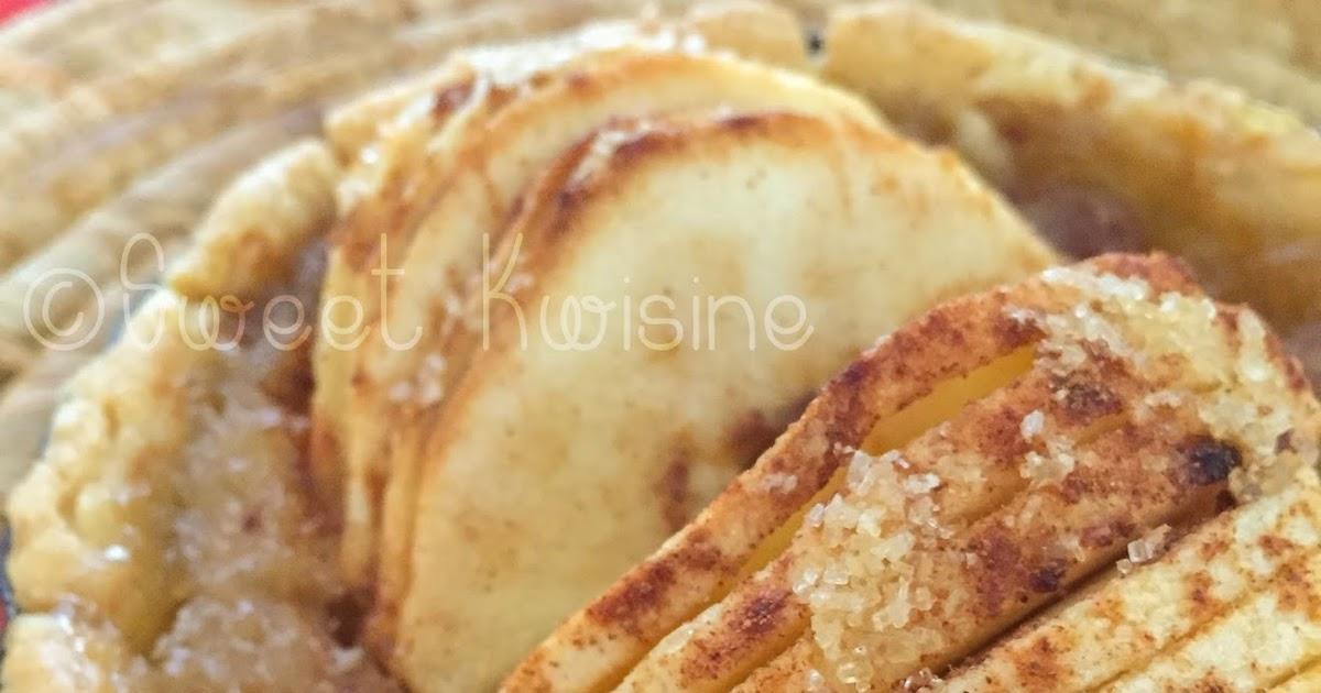Sweet Kwisine: La tarte aux pommes au coco