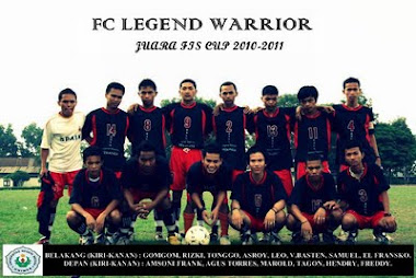legend warrios 2007