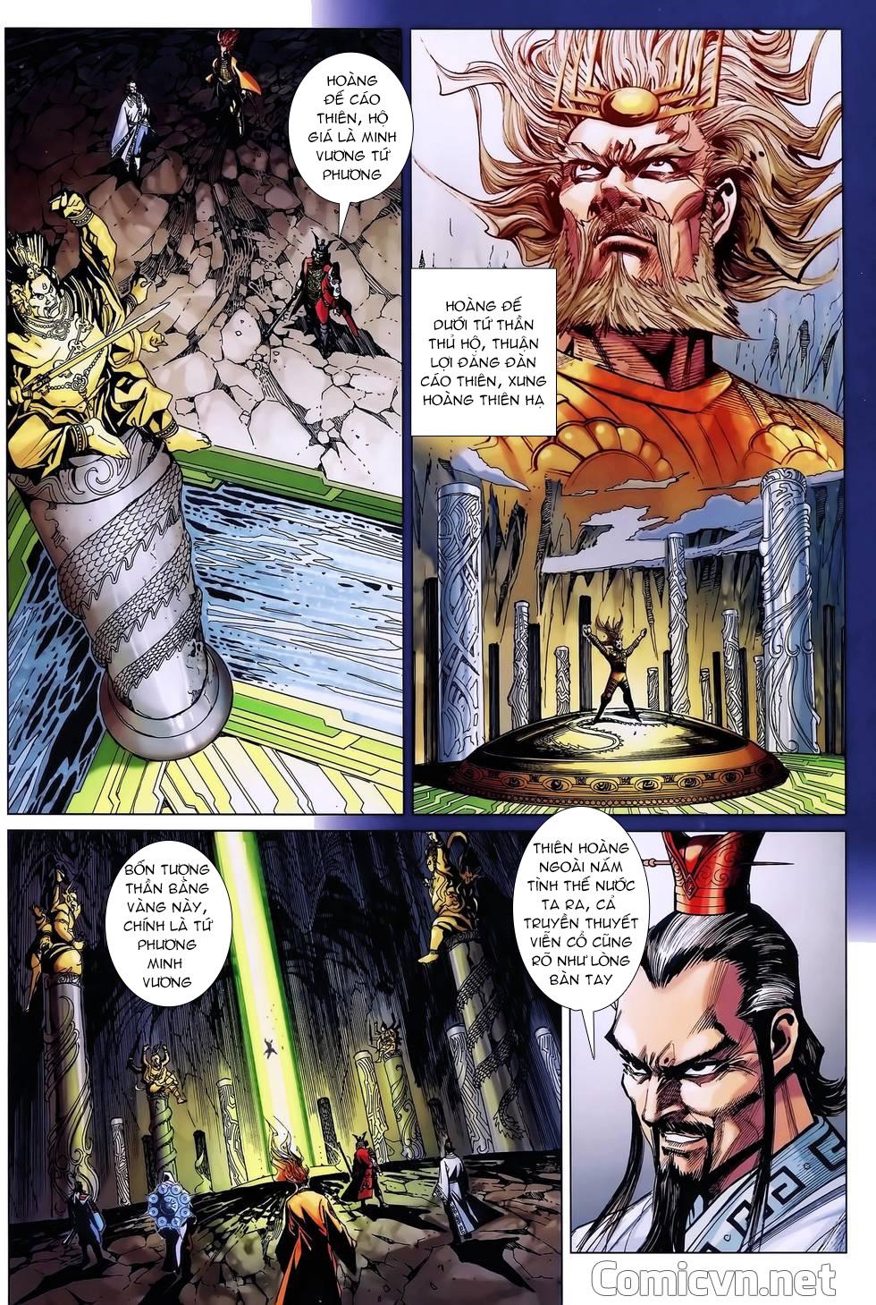 Thần binh huyền kỳ 3 - 3.5 tập 172 - 14